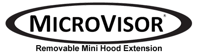 MicroVisor Removable Mini Hood