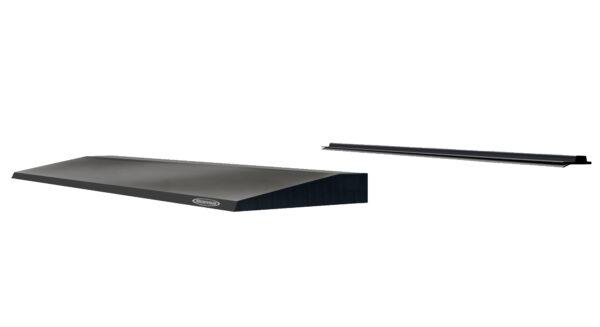 Microvisor Black Stainless Steel