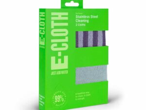 E Cloth Stainless Steel Cleaning 2-Pack